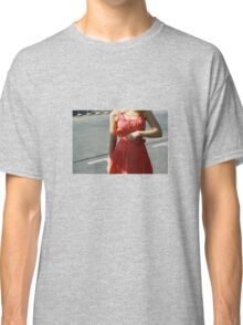 Pink Femininity 1 Classic T-Shirt