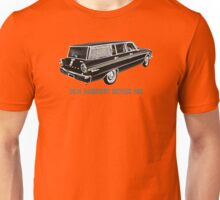 Old wagons never die (XM in neon) Unisex T-Shirt