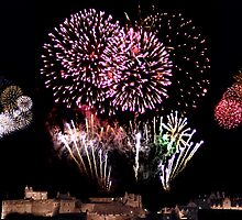 Edinburgh's Celebrations 2007 by Chris Clark