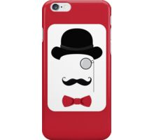 Lord Fancy - White Version iPhone Case/Skin