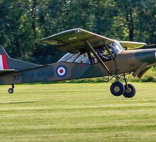 Beagle E.3 Mk.11 XP254 G-ASCC by Colin Smedley
