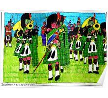 David-Military Bands 1 Poster