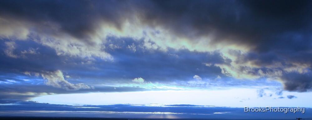 sky blue by BrooksPhotography