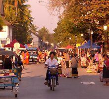Luang Prabang, Laos by plosker