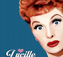 Lucille  by MissRiannAmelia