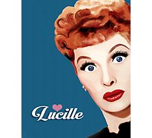 Lucille  Photographic Print