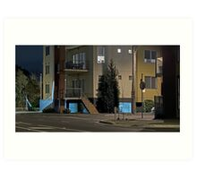 Moonee Ponds 2 Art Print