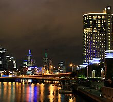 By the Yarra by momleeb