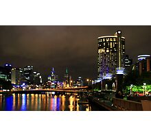 By the Yarra Photographic Print