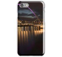 The Millenium Bridge Panoramic iPhone Case/Skin