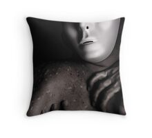 Scar Tissue Throw Pillow