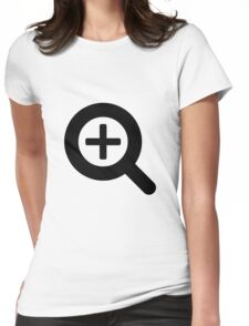 Loupe  Womens Fitted T-Shirt