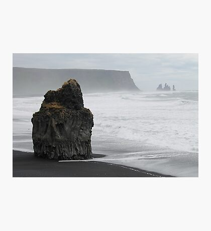 The lonely giant Photographic Print