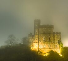Shrouded - Edinburgh Old Calton Gaol by Mark Tisdale