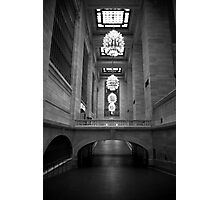 The Hall Photographic Print