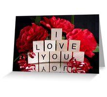 Joy Reflection Greeting Card