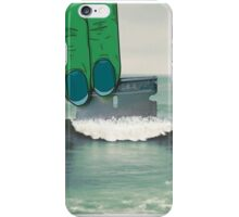 waves of cocaine iPhone Case/Skin