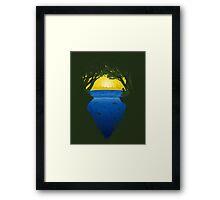 Brasil Framed Print