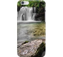 Janets Foss Waterfall iPhone Case/Skin