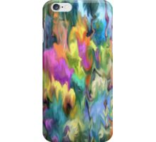 Landscape, nature, colourful, flowers iPhone Case/Skin