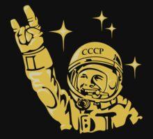 Yuri Gagarin by ArtBlast