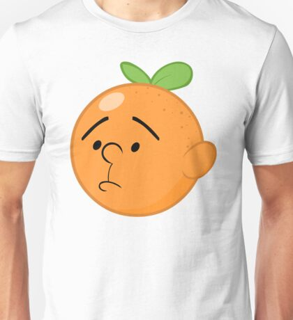 Karl Pilkington Head Like An Orange T-Shirt Unisex T-Shirt