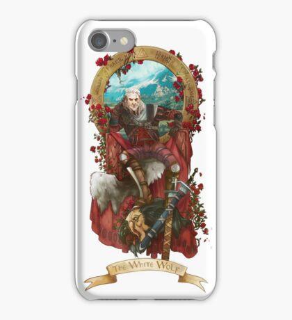 The Geralt of Rivia iPhone Case/Skin