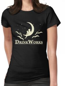 Alcohol3 Womens Fitted T-Shirt