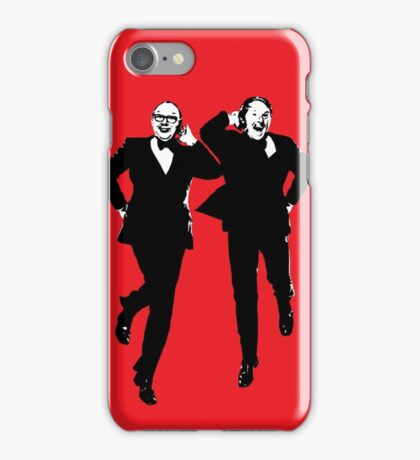 Eric and Ernie Bring Me Sushine iPhone Case/Skin