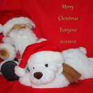 Merry Christmas Everyone by AnnDixon