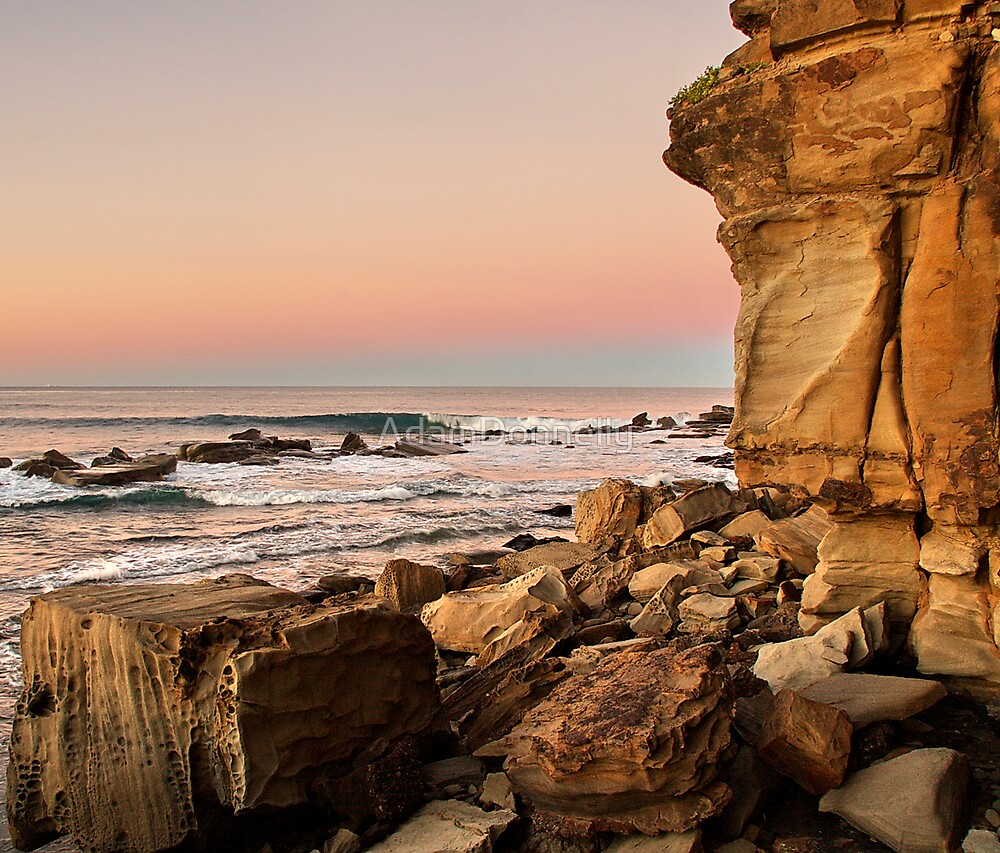 Moffat Rocks by AdamDonnelly