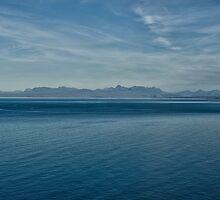 Torridon Mountains by Vlastimil Blaha