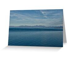 Torridon Mountains Greeting Card