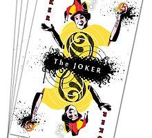 I am the Joker by Evan Jones