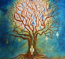 Tree of life by Ria  Rademeyer