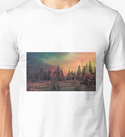 Hoar Frost in the Dusk Unisex T-Shirt