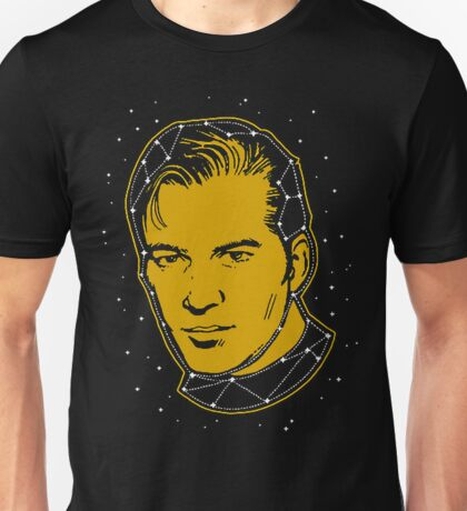 The Kirk Constellation Unisex T-Shirt