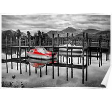 Dewentwater Reflections Poster