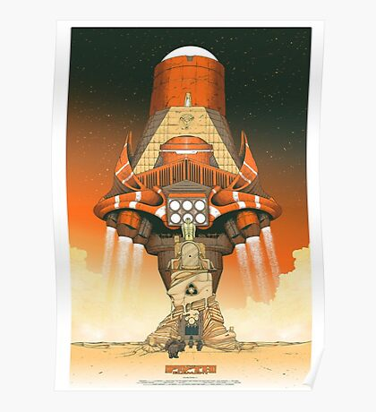5th Element - Aliens  Poster