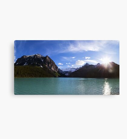 Lac Louise Banff  Canvas Print