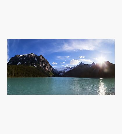 Lac Louise Banff  Photographic Print