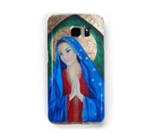 Icon of Mother Mary Samsung Galaxy Case/Skin