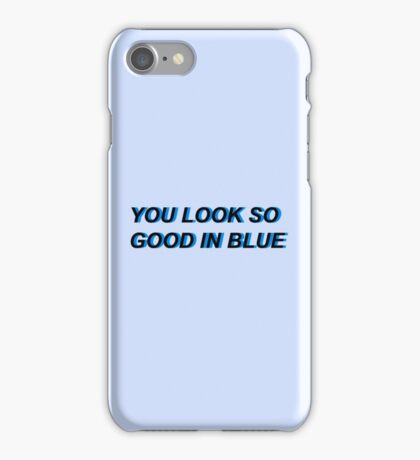 nobody puts baby in the corner iPhone Case/Skin