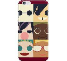 Big Hero Squares iPhone Case/Skin