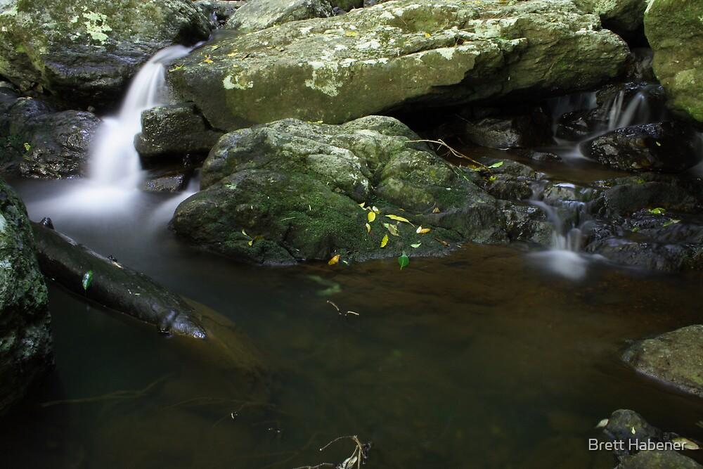 Cascades by Brett Habener