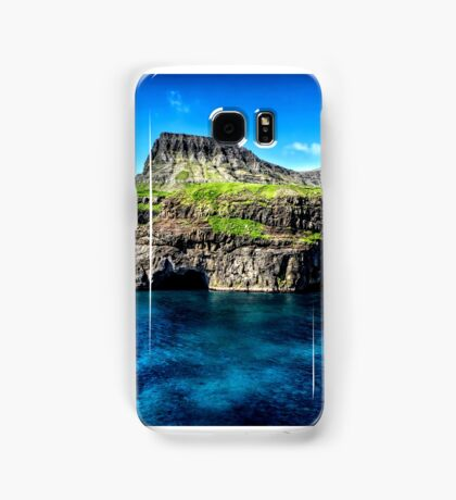 Hawaii landscapes Samsung Galaxy Case/Skin