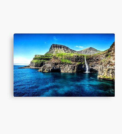 Hawaii landscapes Canvas Print