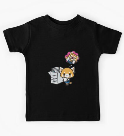 Aggretsuko: Inner Scream Kids Tee