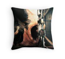 Horse 01 Throw Pillow