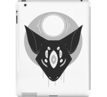 Eye Show (Grey Scale) iPad Case/Skin